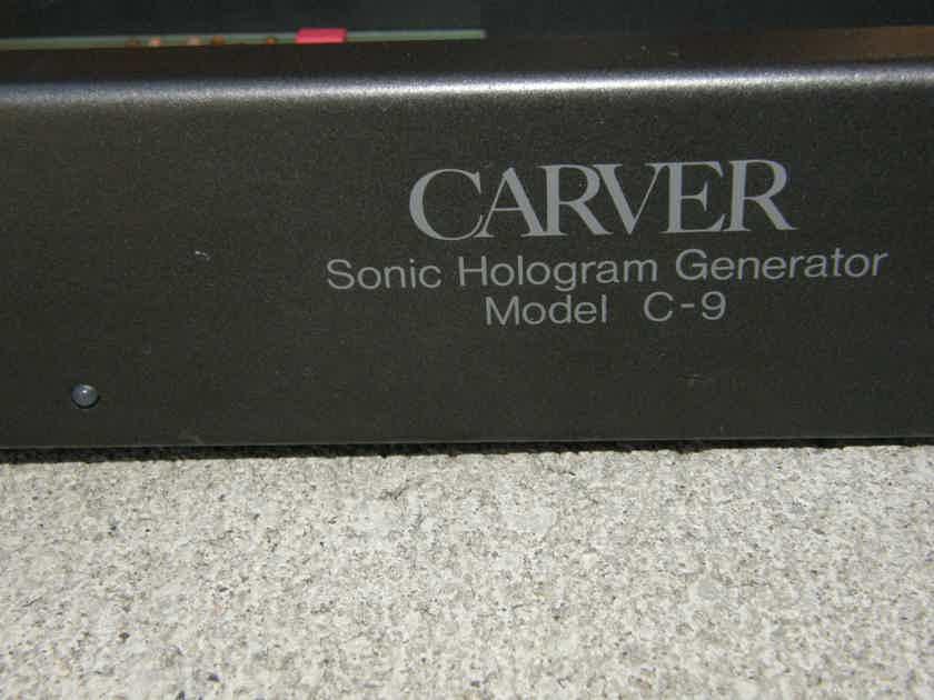 Carver C-9
