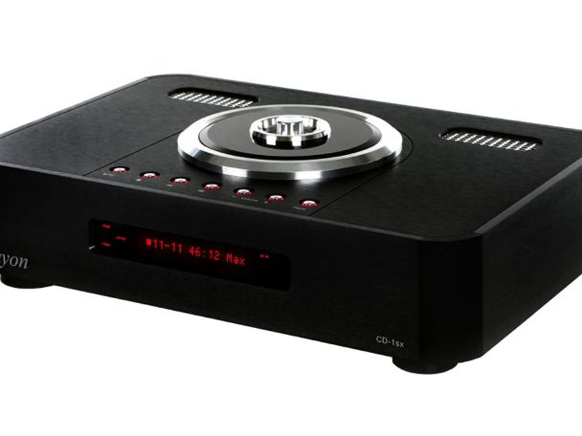 AYON AUDIO CD-1SX - DSD - DAC & PREAMP AWARD WINNING - REMARKABLE!