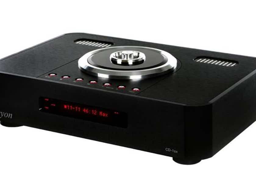 AYON AUDIO CD-1SX - DSD - DAC & PREAMP BLACK FRIDAY ITEM!