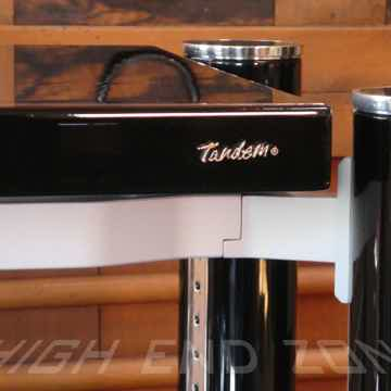 Tandem Audio Statement D2 3 Shelf Audiophile Rack in Pi...
