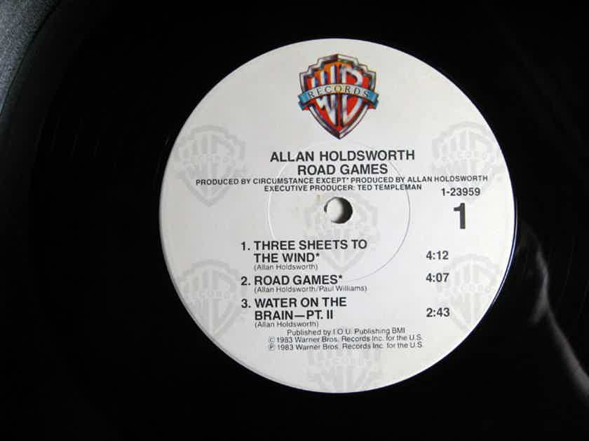 Allan Holdsworth - Road Games - 1983 Warner Bros. Records 1-23959