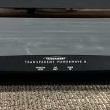 Transparent PowerWave 8