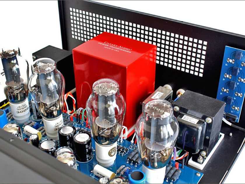 NEW! Dual 300B 24 w/p/c in PURE CLASS A Integrated Amplifier CA M320 at HIGH-END PALACE!