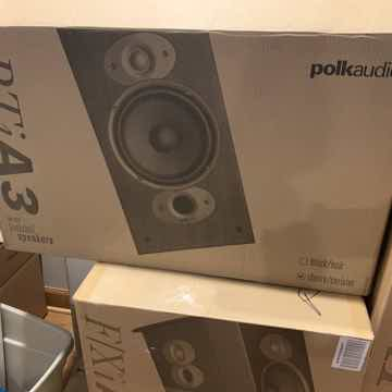 Polk Audio RTi Series
