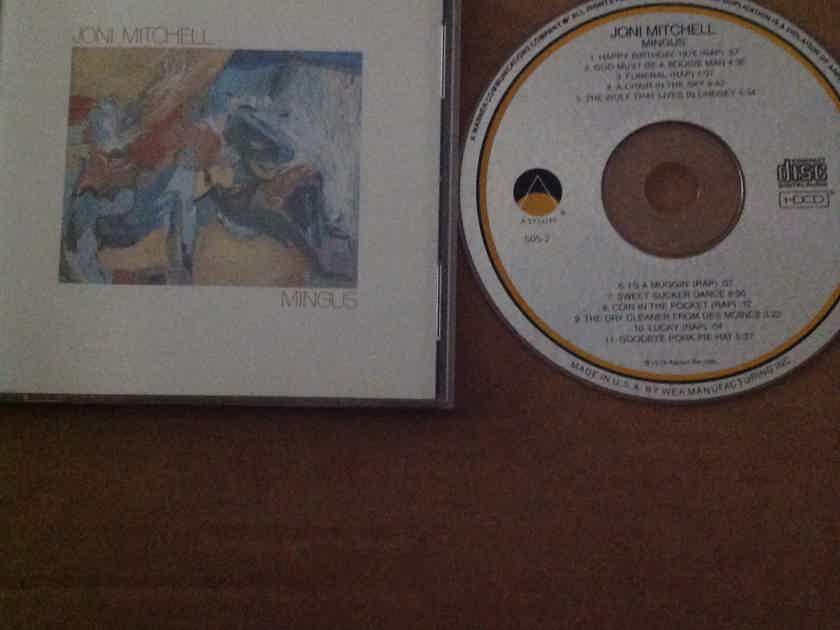 Joni Mitchell - Mingus HDCD Asylum Records Compact Disc