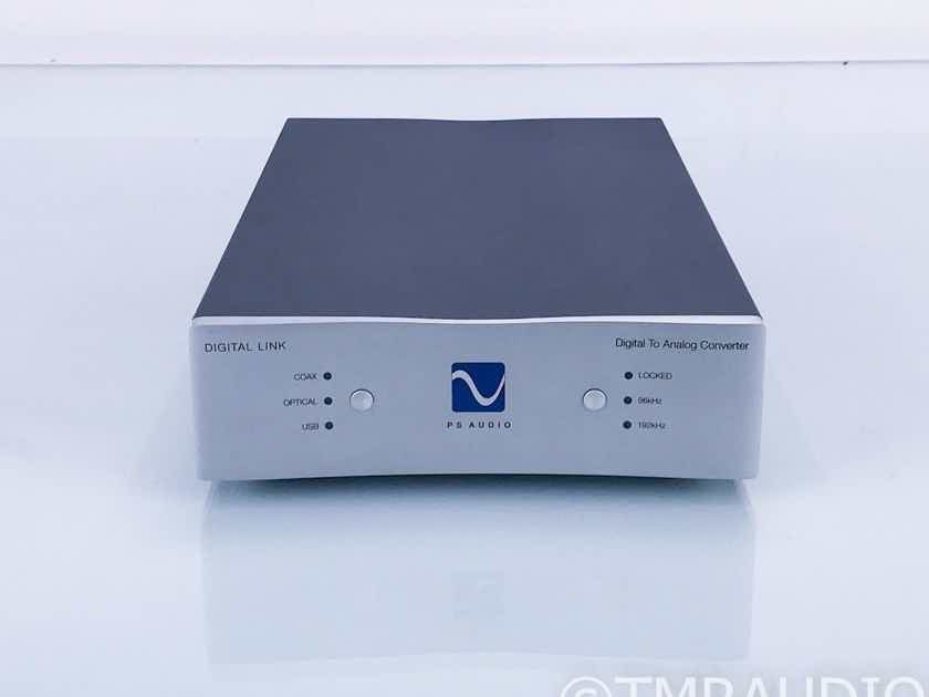 PS Audio Digital Link III Upsampling DAC; D/A Converter; DL3 (17353)