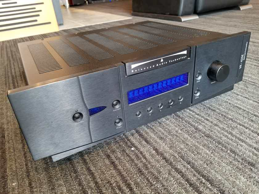 Balanced Audio Technology VK42SE Pre amp