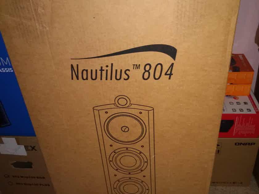 B&W 804 Nautilus Home Audio Speakers Bowers & Wilkins