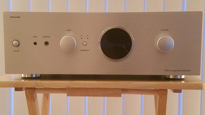 Music Hall a70.2 integrated amp.