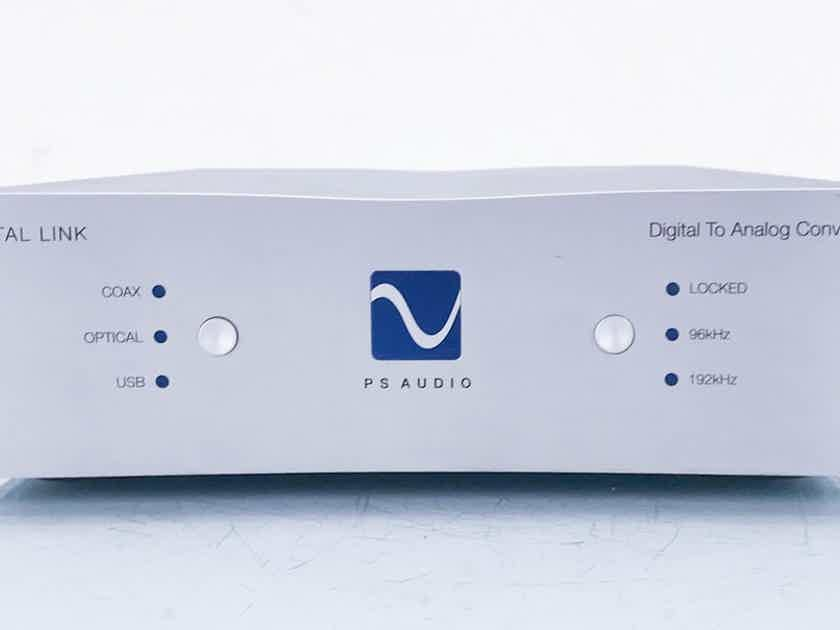 PS Audio Digital Link III DAC Cullen Stage IV Modification; DL-3 (240V) (13835)