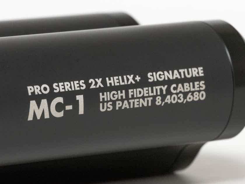 High Fidelity Cables MC-1 Pro Double Helix Plus Signature, 35% off