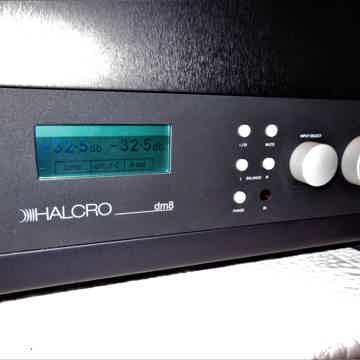 Halcro DM-8 Linestage