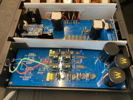 Mojo Audio Dac upgraded with copper and Stillpoints ERS shielding.