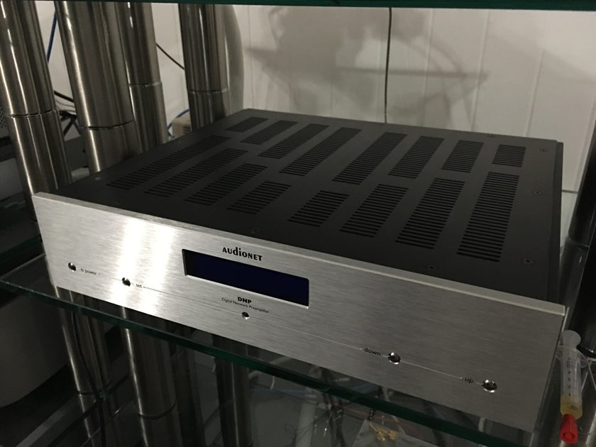 AUDIONET DNP DAC/PRE/STREAMER WITH PHONO