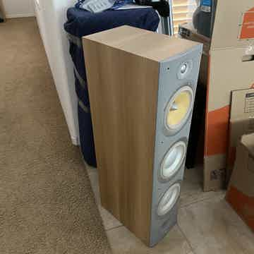 B&W (Bowers & Wilkins) DM604 S3 - two speakers and qual...