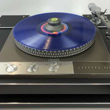 "Wanted: Garrard 301 and 401 Turntable ""Drives"" in Non-W..."