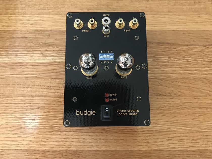 Parks Audio Budgie