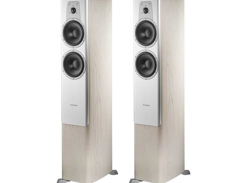 Dynaudio Contour 30s - Stunning Ivory Oak - Free Financing! - New In Box - Full Warranty!!!