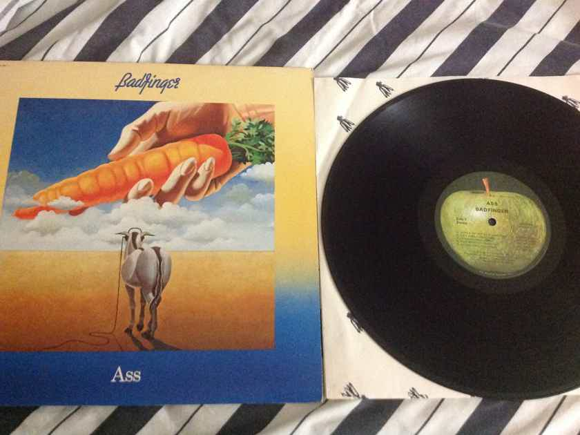 Badfinger - Ass Apple Records All Analog  USA Vinyl LP