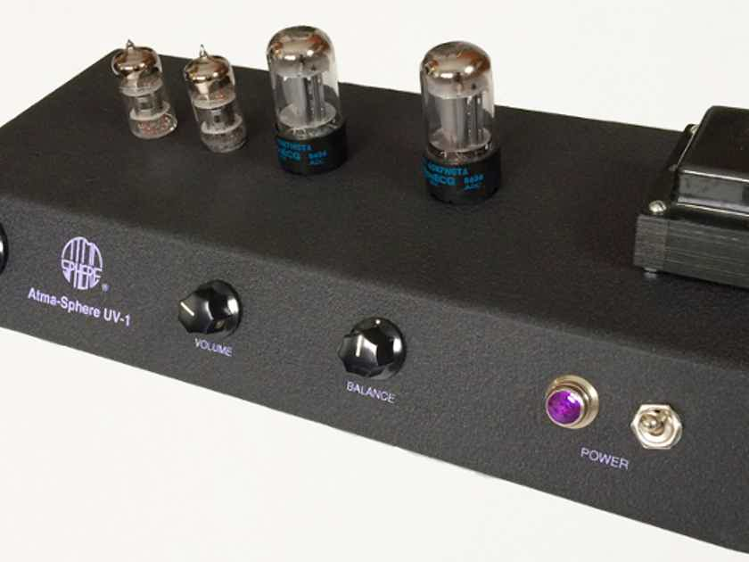 Atma-Sphere UV-1 Tube Pre-amplifier (with phono stage only)