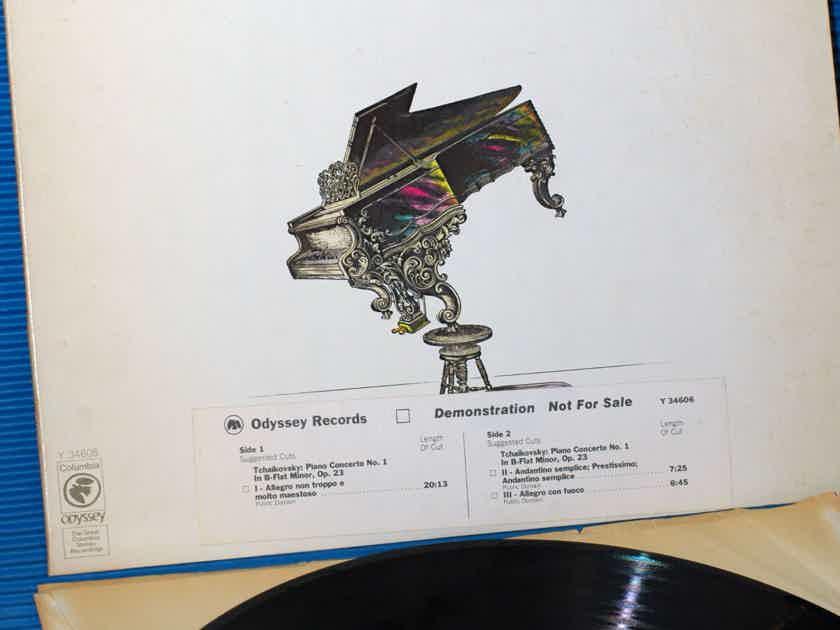 "TCHAIKOVSKY / Ormandy / Istomin  - ""Piano Concerto No. 1"" Odyssey White Label Promo 1977"
