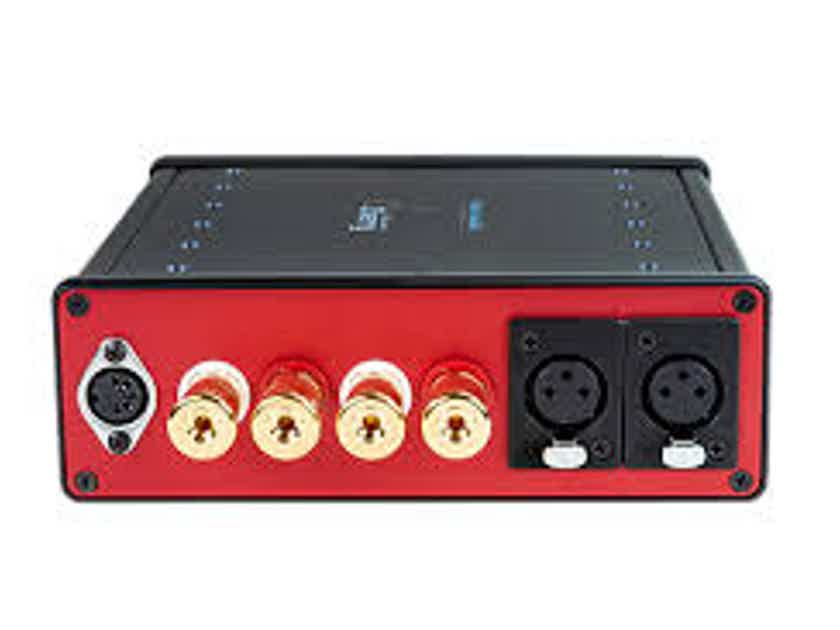 "Digital Amplifier Company Maraschino Cherry ""KING"" STM"
