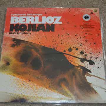 Reference Recordings Berlioz Kojian Utah Symphony
