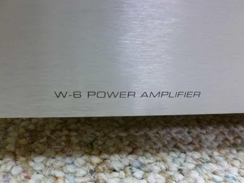 Simaudio Moon W-6 Monoblock Amplifier