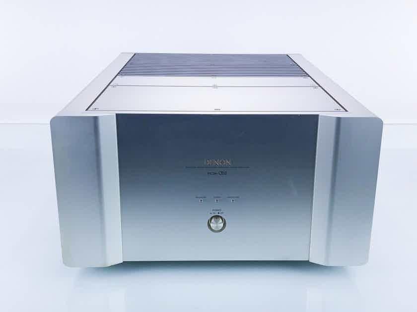 Denon POA-S1 Mono Power Amplifier POAS1; Single (1/2) (16616)