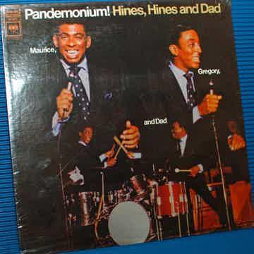 "HINES, HINES & DAD  - ""Pandemonium"" -  CBS 1968 Demo SE..."