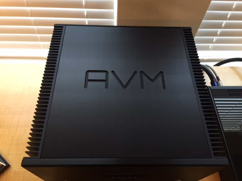 AVM Audio AVM AUDIO GERMANY SA8.2 TAS PRODUCT OF THE YEAR!