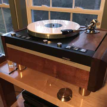 my thorens td 126, that i built