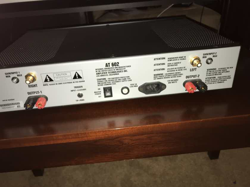 ATI AT-602 in excellent condition. Price includes shipping in USA.