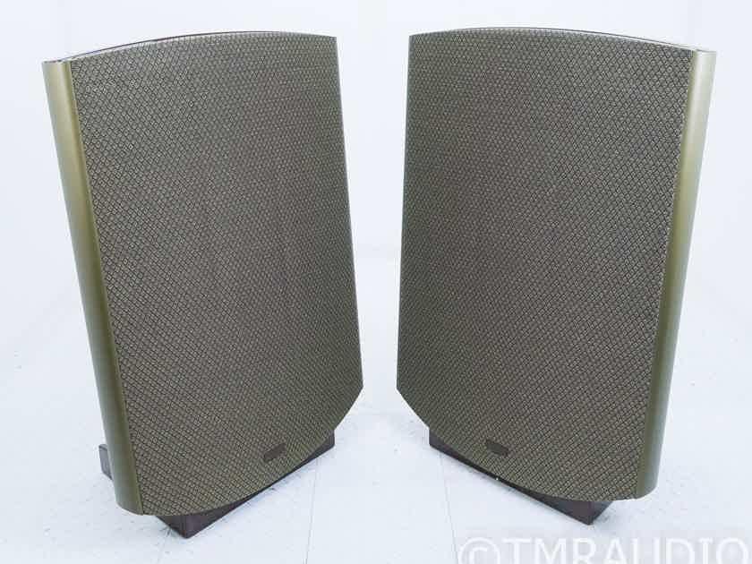 Quad ESL 2805 Electrostatic Floorstanding Speakers; Classic Pair; AS-IS (Buzzing) (17946)