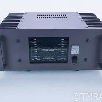 400A Vintage Stereo Power Amplifier