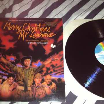 Soundtrack - Merry Christmas Mr. Lawrence MCA Records V...