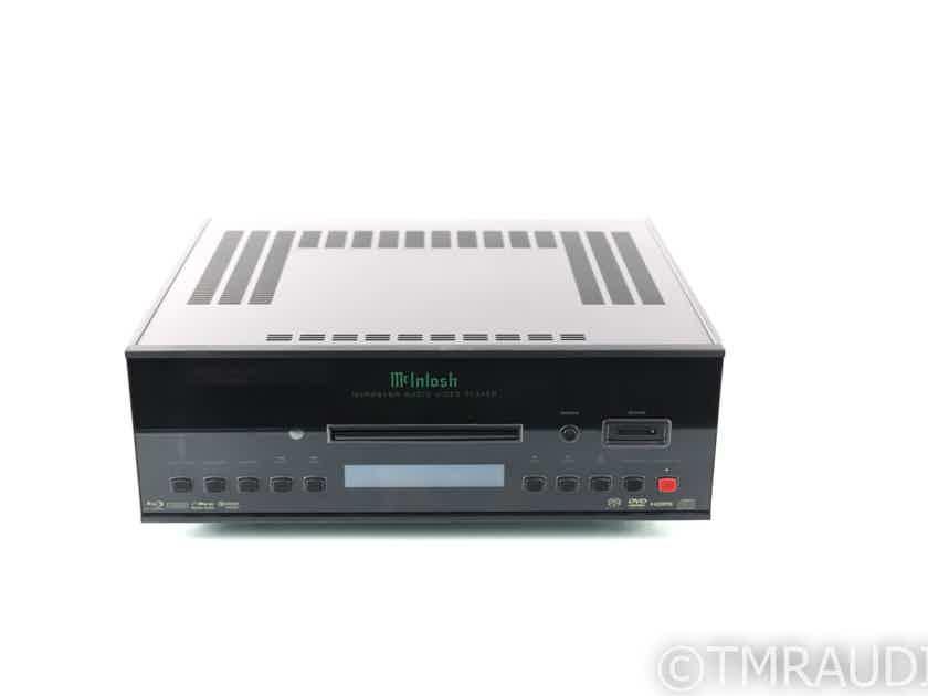 McIntosh MVP881BR Universal Blu-Ray Player; MVP-881BR; Remote (Updated Transport) (29051)