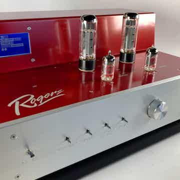 Rogers High Fidelity 65V-2 Integrated Amplifier - EL34 ...