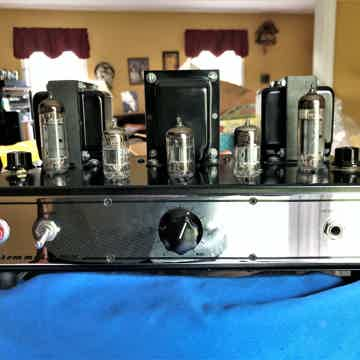 FINALE Audio by Triode Lab F-108 EL84/6BQ5 SE Tube Integrated Amp