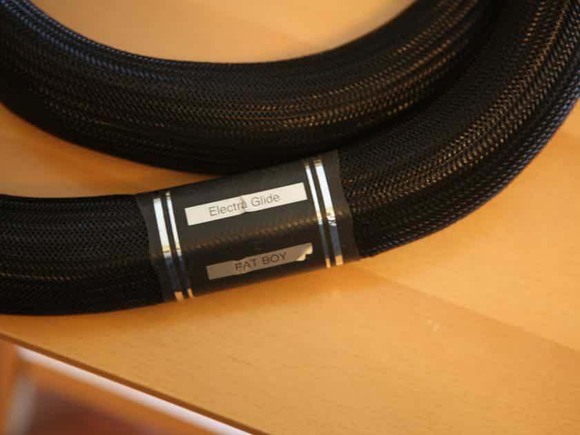 ELECTRA GLIDE POWER CABLES ORIGINAL WORLDS BEST POWER CABLE RARLEY SEEN FOR SALE