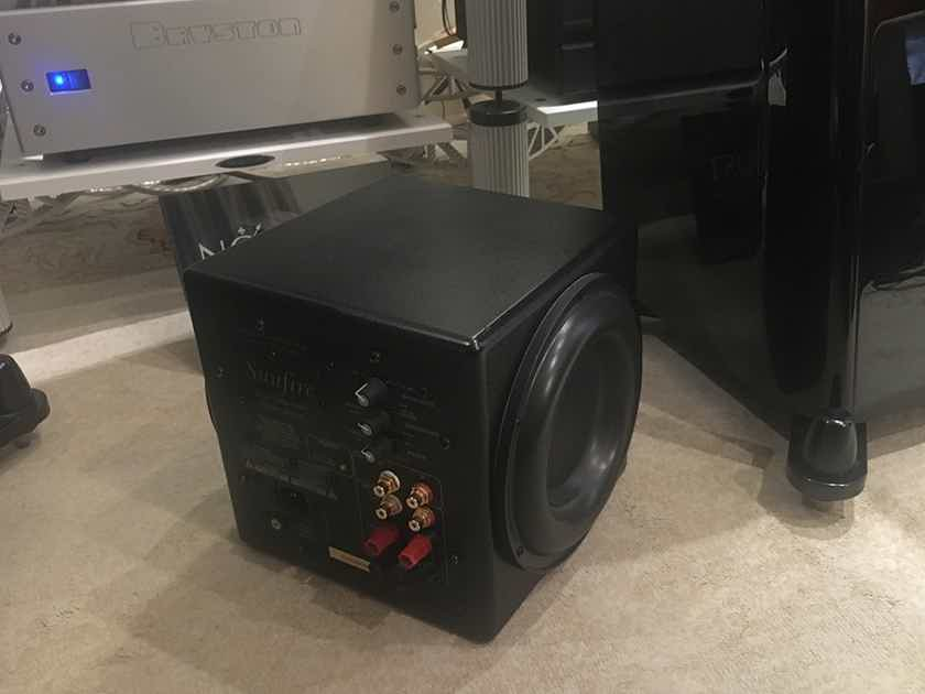 SUNFIRE   True Subwoofer Super JR SEE PHOTO