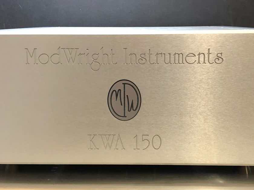 ModWright KWA-150 Amplifier - FACTORY SERVICED