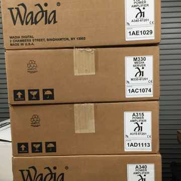 Wadia A340 Amplifier Mono Block.