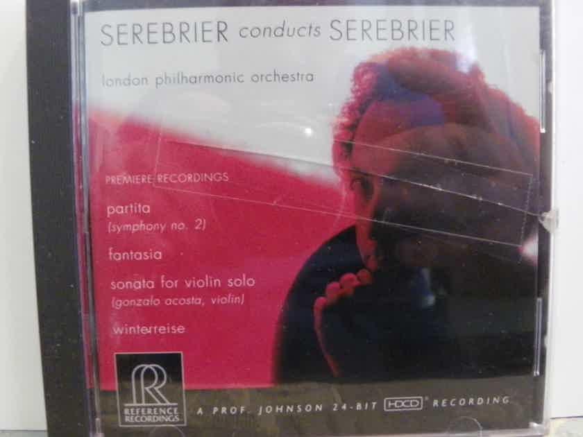 SEREBRIER - CONDUCTS SEREBRIER NM CD