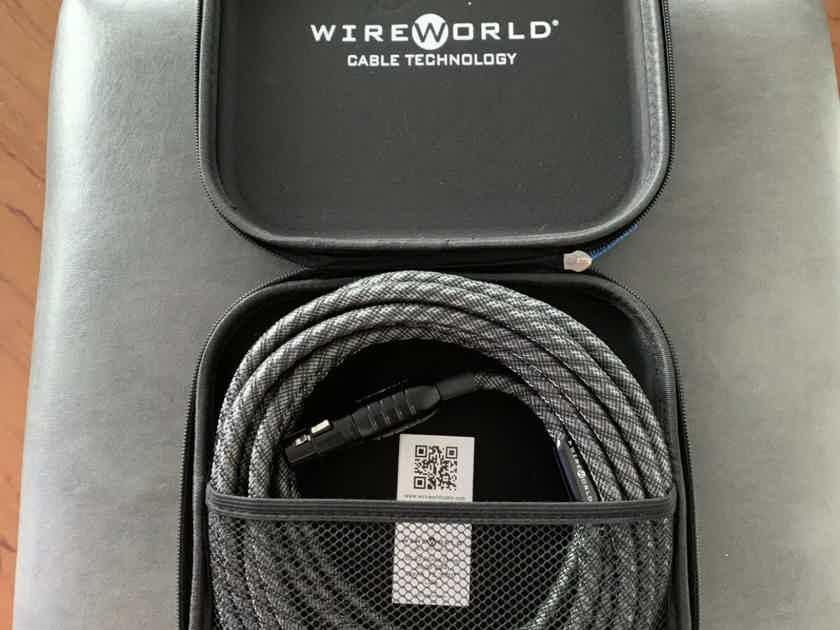 Wireworld Silver Eclipse 8 XLR Balanced Interconnect