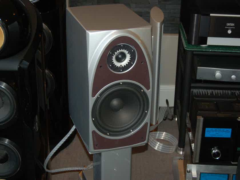 Wilson Audio Duette Series 1 in silver ! with crates !