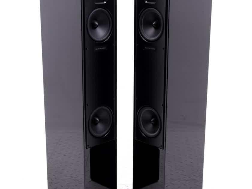 Martin Logan Motion 20 Floorstanding Speakers; Gloss Black Pair (20351)