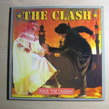 "The Clash - Rock The Casbah -  1982 Viny 12"" 33 RPM Epi..."