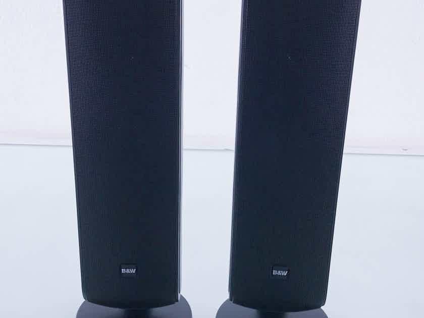 B&W VM1 Wall Mount / Satellite / Tower Speakers; Black; Pair (10122)