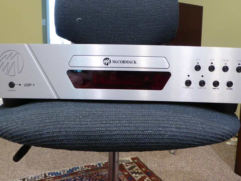 McCormack UDP-1 Universal Disc Player